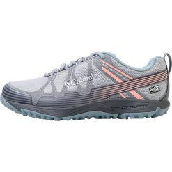 Columbia CONSPIRACY V OUTDRY Obuwie hikingowe earl grey/sorbet. Szare buty trekkingowe damskie Columbia, z materiału, outdoorowe. W wyprzedaży za 449,10 zł.