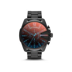 Diesel - Zegarek DZ4318. Czarne zegarki męskie Diesel, szklane. Za 999,90 zł.