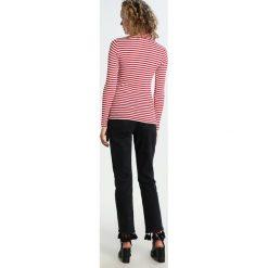 Bluzki asymetryczne: Scotch & Soda VINTAGE INSPIRED WITH HIGH NECK Bluzka z długim rękawem red