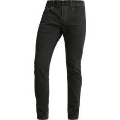GStar 3301 DECONSTRUCTED SLIM COJ Jeansy Slim Fit loomer petrol rop superstretch. Zielone jeansy męskie regular G-Star, z bawełny. Za 469,00 zł.