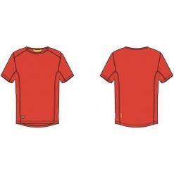 T-shirty męskie: KILLTEC T-Shirt męski Pauly czerwony r. L (21875)