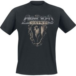 T-shirty męskie z nadrukiem: Armored Saint Symbol of salvation T-Shirt standard