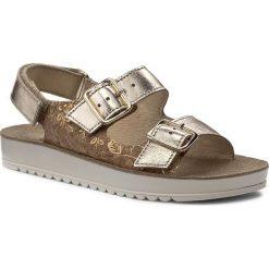 Sandały dziewczęce: Sandały NATURINO – 6034 0010502202.04.9131 Platino