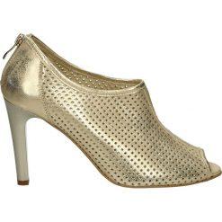 Sandały damskie: Sandały - 1322 PEL ORO
