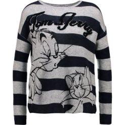 Swetry klasyczne damskie: Princess goes Hollywood Sweter navy blazer