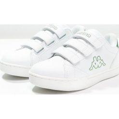 Trampki dziewczęce: Kappa COURT Tenisówki i Trampki white/green
