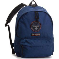 Plecak NAPAPIJRI - Voyage 1 N0YGOS Medium Blue BC4. Niebieskie plecaki męskie marki Napapijri, z materiału, sportowe. W wyprzedaży za 169,00 zł.