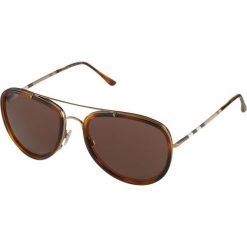 Burberry Okulary przeciwsłoneczne brown. Czarne okulary przeciwsłoneczne damskie marki Burberry. Za 799,00 zł.