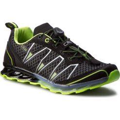 Buty trekkingowe chłopięce: Trekkingi CMP – Kids Altas Trail Shoes 3Q95264J Nero/Yellow Fluo 38AE