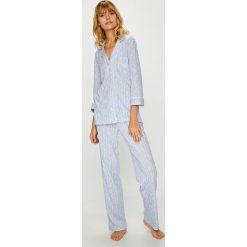 Lauren Ralph Lauren - Piżama. Szare piżamy damskie Lauren Ralph Lauren, l, z bawełny. W wyprzedaży za 339,90 zł.