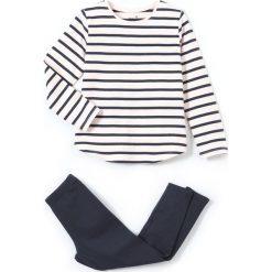 Bielizna dziewczęca: Piżama w paski 2-12 lat