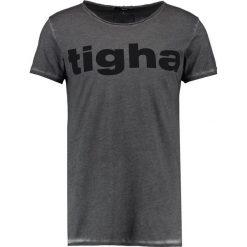 T-shirty męskie z nadrukiem: Tigha LOGO Tshirt z nadrukiem vintage grey