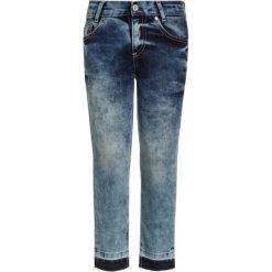 Rurki dziewczęce: Blue Effect CROPPED Jeansy Slim Fit blue denim