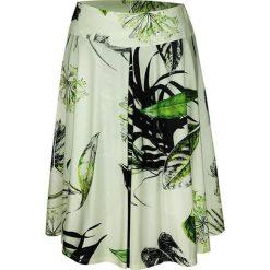 Spódniczki: Spódnica w kolorze zielonym
