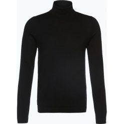 Swetry klasyczne męskie: Drykorn – Sweter męski – Joey, czarny