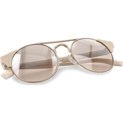 Okulary przeciwsłoneczne BOSS - 0280/S Gold Copper DDB. Brązowe okulary przeciwsłoneczne damskie lenonki marki Boss. Za 609,00 zł.