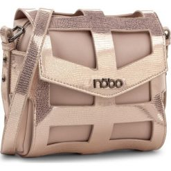 Torebka NOBO - NBAG-E4100-C004 Różowy. Czerwone listonoszki damskie Nobo. W wyprzedaży za 129,00 zł.