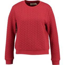 Bluzy damskie: Louche JAN TWIST  Bluza red