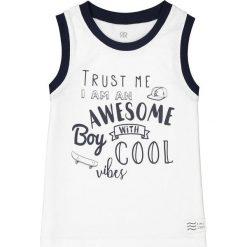 T-shirty chłopięce: Koszulka na ramiączkach 3-12 lat