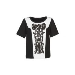 Bluzki Color Block  LANETT. Czarne bluzki na imprezę Color Block, l. Za 167,30 zł.