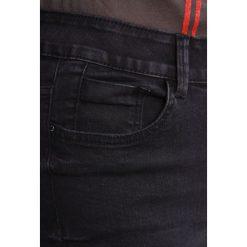 New Look Curves Jeansy Slim Fit black. Czarne jeansy damskie relaxed fit New Look Curves. Za 129,00 zł.