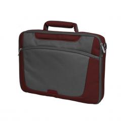 """Sumdex PON - 301RD - 1 15""""-16"""" czerwona. Czerwone torby na laptopa Sumdex, w paski. Za 89,90 zł."""