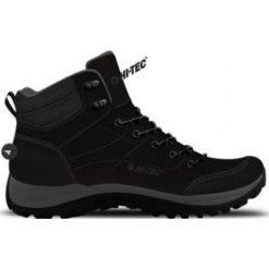 Buty trekkingowe męskie: Hi-Tec Buty męskie Canori Low Black r. 45