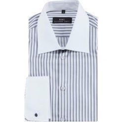 Koszula VITTORE slim 13-12-34. Białe koszule męskie na spinki marki Reserved, l. Za 229,00 zł.