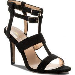 Rzymianki damskie: Sandały BALDOWSKI - W00353-3436-002 Zamsz Czarny