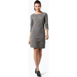 More & More - Sukienka damska, szary. Szare sukienki hiszpanki More & More, prążkowane. Za 299,95 zł.
