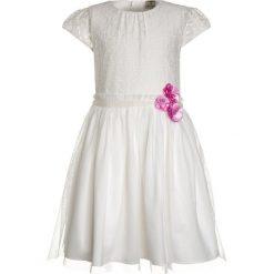 Sukienki dziewczęce: OshKosh ROSETTE DETAIL DRESS Sukienka koktajlowa white