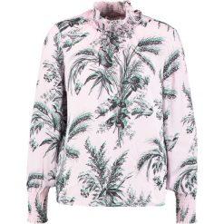 Bluzki asymetryczne: Whistles WREN PRINT HIGH NECK Bluzka pink/ multi
