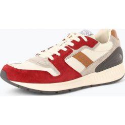 Polo Ralph Lauren - Tenisówki męskie, czerwony. Czerwone tenisówki męskie Polo Ralph Lauren. Za 529,95 zł.