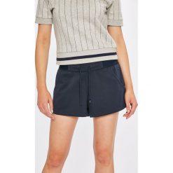 Tommy Hilfiger - Szorty piżamowe. Szare piżamy damskie marki TOMMY HILFIGER, l, z bawełny. W wyprzedaży za 129,90 zł.