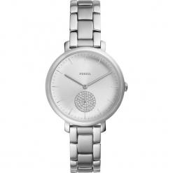 Zegarek FOSSIL - Jacqueline ES4437  Silver. Różowe zegarki damskie marki Fossil, szklane. Za 699,00 zł.
