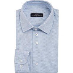 Koszula SIMONE1D KDNS000076. Szare koszule męskie na spinki Giacomo Conti, m, z bawełny, z długim rękawem. Za 199,00 zł.