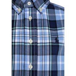 Polo Ralph Lauren Koszula blue/multicolor. Szare bluzki dziewczęce bawełniane marki Polo Ralph Lauren, l, button down, z długim rękawem. Za 299,00 zł.