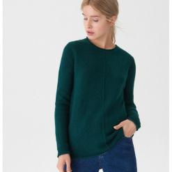 Sweter - Zielony. Zielone swetry klasyczne damskie House, l. Za 79,99 zł.