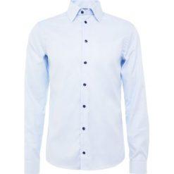 Koszule męskie na spinki: Eton SLIM FIT Koszula light blue