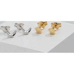 Kolczyki damskie: Fossil 2 PACK STERLING Kolczyki silvercoloured/goldcoloured