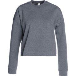 Bluzy damskie: adidas Performance CREW Bluza dark grey