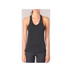 Topy na ramiączkach / T-shirty bez rękawów adidas  D2M TANK 3S. Czarne topy damskie Adidas, l. Za 95,20 zł.