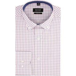 Koszule męskie: koszula bexley 2019 długi rękaw slim fit róż