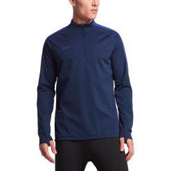 Odzież sportowa męska: Nike Koszulka męska Shield Strike Drill granatowa r. M (807028 429)