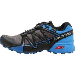 Salomon SPEEDCROSS VARIO 2 GTX Obuwie do biegania Szlak grey. Szare buty do biegania męskie marki Salomon, z materiału, salomon speedcross. W wyprzedaży za 471,20 zł.