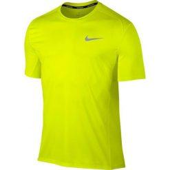 Nike Koszulka męska Dry Miler Top M żółta r. M (833591-702). Żółte t-shirty męskie marki ATORKA, xs, z elastanu. Za 105,00 zł.