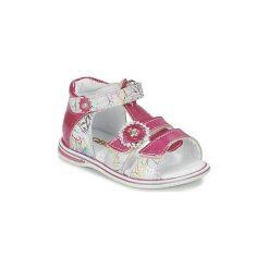 Sandały Dziecko  GBB  MAELYS. Czerwone sandały dziewczęce GBB. Za 247,20 zł.