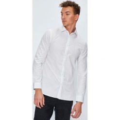 Guess Jeans - Koszula Almeda. Szare koszule męskie jeansowe marki S.Oliver, l, z włoskim kołnierzykiem, z długim rękawem. Za 319,90 zł.