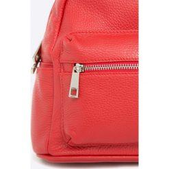 Torebki i plecaki damskie: Answear – Plecak skórzany