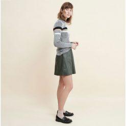 Kardigany damskie: Sweter w paski